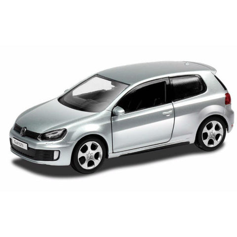 RMZ City Volkswagen Golf GTI Silver - Hobbytoys - 1
