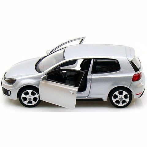 RMZ City Volkswagen Golf GTI Silver - Hobbytoys - 2