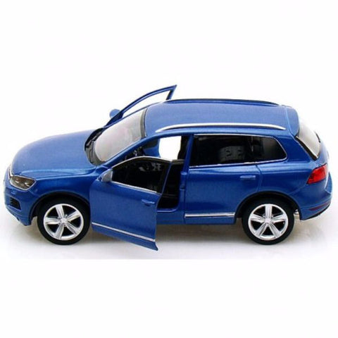 RMZ City Volkswagen Touareg Blue - Hobbytoys - 2