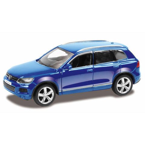 RMZ City Volkswagen Touareg Blue - Hobbytoys - 1