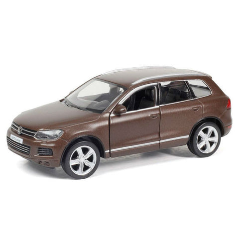RMZ City Volkswagen Touareg Matte Brown - Hobbytoys