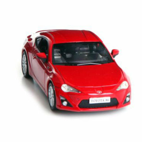 RMZ City Toyota 86 Red - Hobbytoys - 2