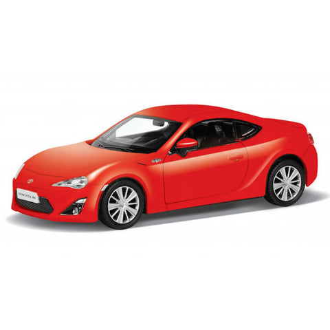 RMZ City Toyota 86 Red - Hobbytoys - 1