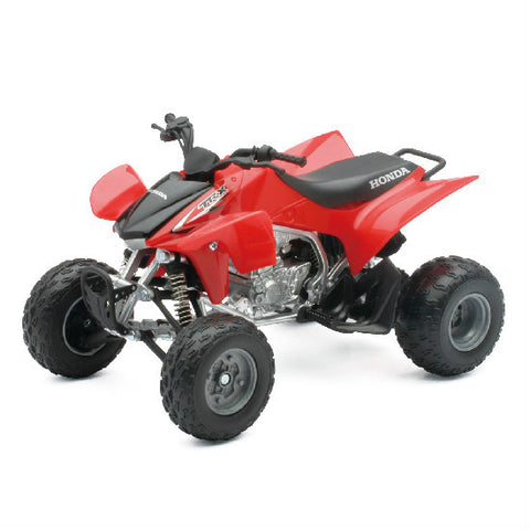 New-Ray Honda TRX-450R ATV Toy Model 1:12 Quad Toy - Hobbytoys