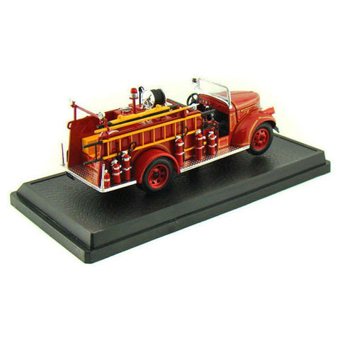 Signature Models 1941 GMC Fire Truck - Hobbytoys - 2