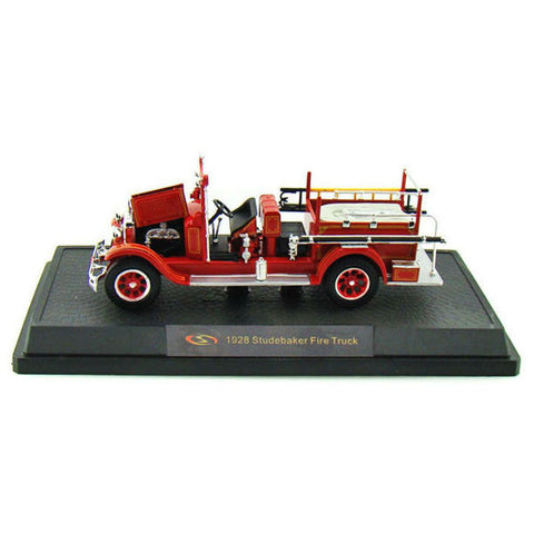 Signature Models 1928 Studebaker Fire Truck - Hobbytoys - 2