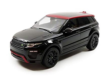 Kyosho Range Rover Evoque  1/18 grey black