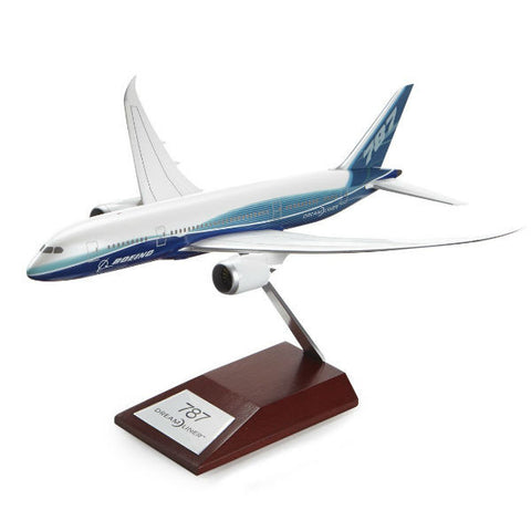 Boeing 787-8 1/200 Scale Model Aeroplane - Hobbytoys
