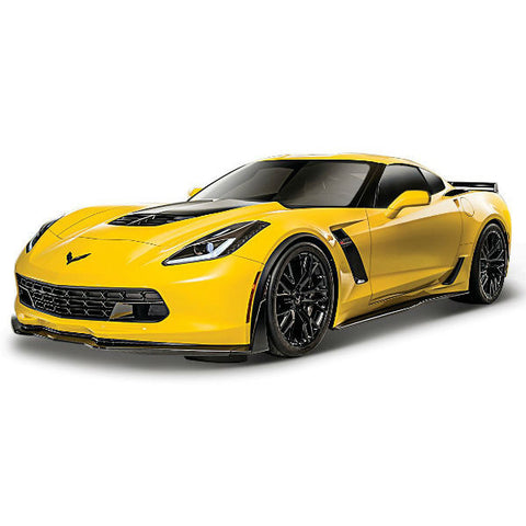 Maisto 2015 Corvette Z06 Assembly Kit - Hobbytoys - 1