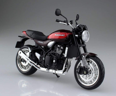 Maisto Kawasaki Z900RS Bike 1/12