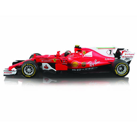 Kimi Raikkonen - Ferrari SF70H 2017 - #7 1:18 F1 Model Car