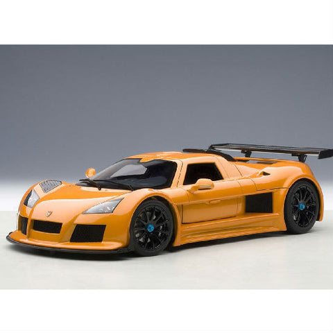 AUTOart 2005 Gumpert Apollo 1/18 Metallic Orange - Hobbytoys - 1