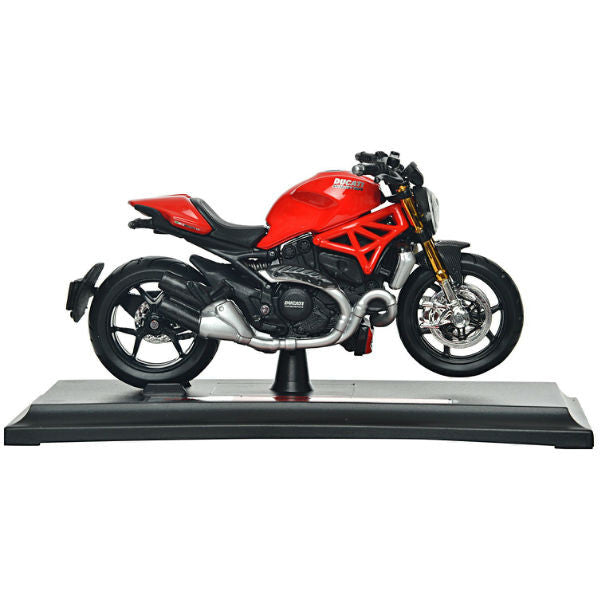 Maisto 2014 Ducati Monster 1200 1/18 - Hobbytoys