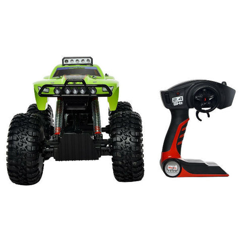 Maisto R/C Rockzilla Pro Series Light Green - Hobbytoys - 1