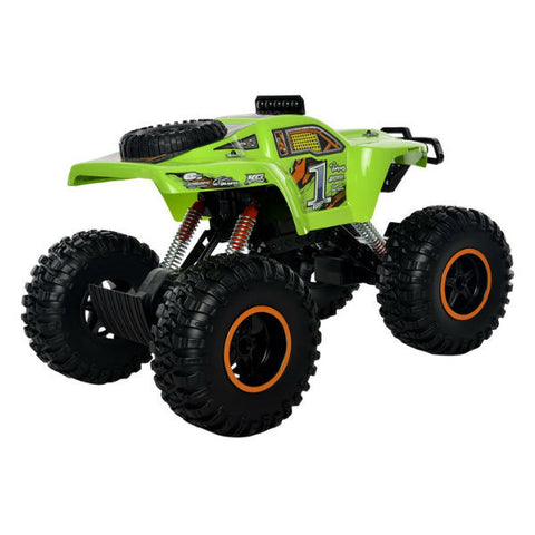 Maisto R/C Rockzilla Pro Series Light Green - Hobbytoys - 2