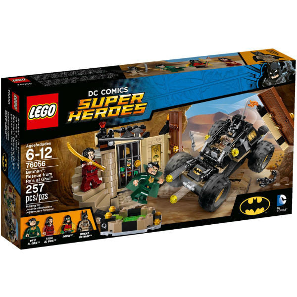 LEGO Super Heroes Batman: Rescue from Ra's al Ghul - hobbytoys