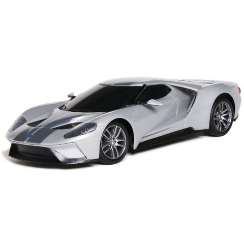 Maisto R/C Ford GT 1/24 Grey - Hobbytoys - 2