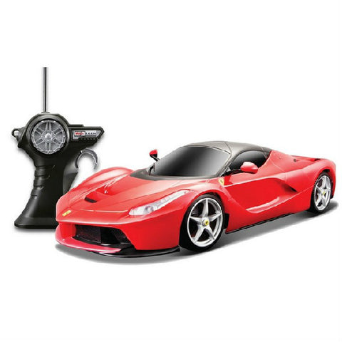 Maisto R/C LaFerrari 1/24 Red - Hobbytoys