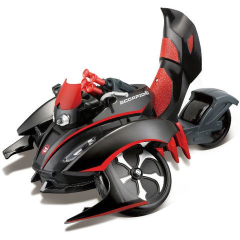 Maisto R/C Street Troopers Scorpion Black