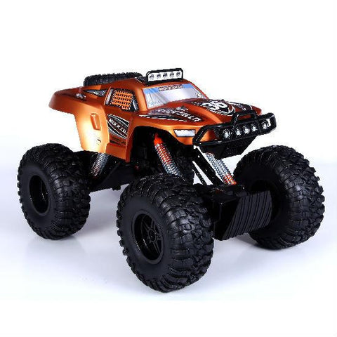 Maisto R/C Rockzilla Pro Series Orange - Hobbytoys - 2