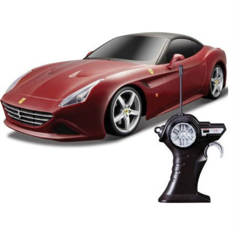 Maisto R/C Ferrari California T Remote Control Car 1/14 Scale - Hobbytoys - 1