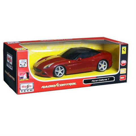 Maisto R/C Ferrari California T Remote Control Car 1/14 Scale - Hobbytoys - 2