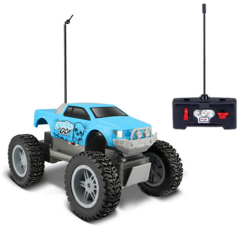 Maisto R/C Off-Road Go Blue