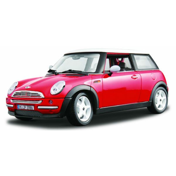 Bburago Mini Cooper 1/18 - Hobbytoys