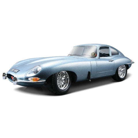 Bburago Jaguar E Type Coupe 1/18 - Hobbytoys