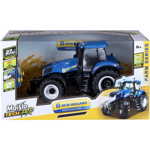 Maisto RC New Holland Agriculture T8.320 Tractor - Hobbytoys