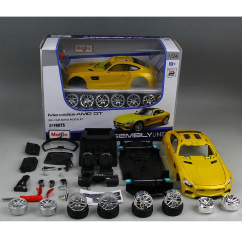 Maisto Mercedes-AMG GT Assembly Kit - Hobbytoys - 2
