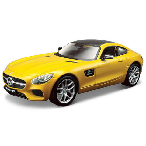 Maisto Mercedes-AMG GT Assembly Kit - Hobbytoys - 1