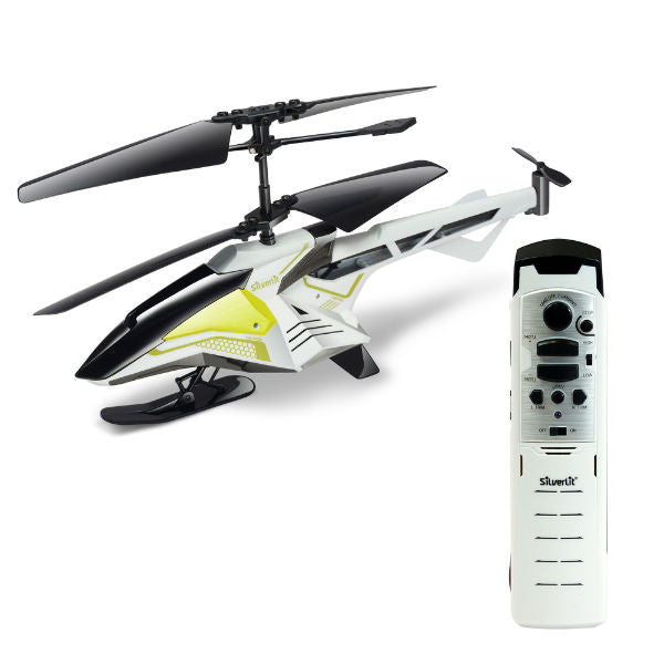Silverlit M.I Hover 3 Channel Remote Control Helicopter