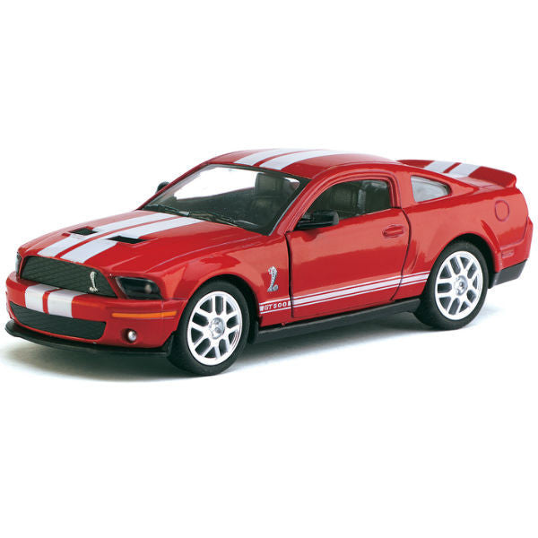 Kinsmart 2007 Ford Shelby GT500 1/38 Red