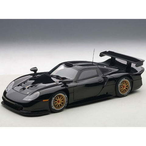 AUTOart 1997 Porsche 911 GT1 Plain Body Version 1/18 - Hobbytoys