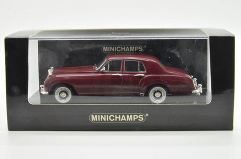 Minichamps Bentley S1 Continental Flying Spur Red 1/43