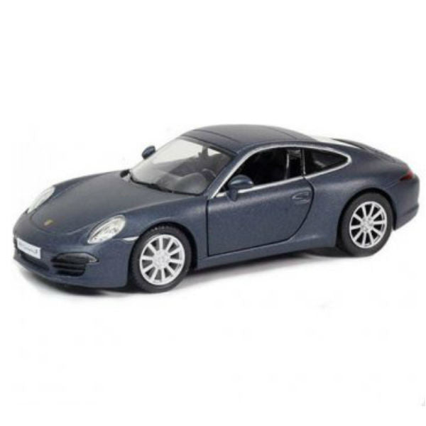 RMZ City Porsche 911 Carrera S Matte Grey - Hobbytoys