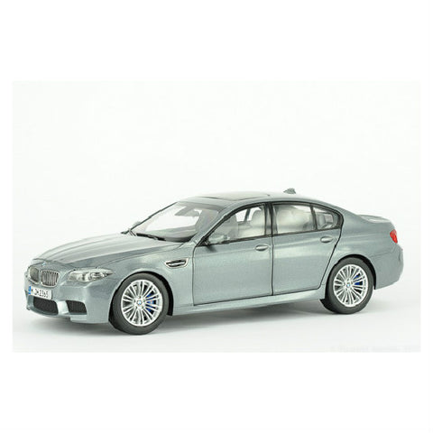 Paragon Models BMW F10M M5 1/18 Space Grey - Hobbytoys - 1