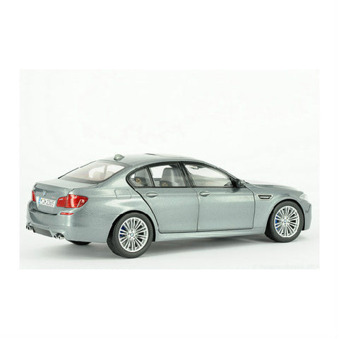Paragon Models BMW F10M M5 1/18 Space Grey - Hobbytoys - 2
