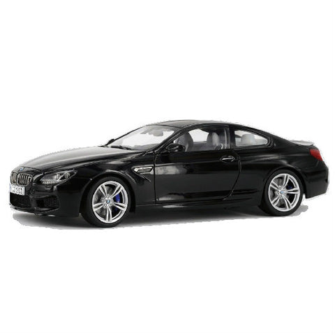 Paragon Models BMW F13M M6 Coupe 1/18 Black Sapphire - Hobbytoys - 1