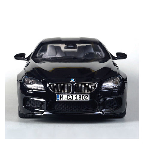 Paragon Models BMW F13M M6 Coupe 1/18 Black Sapphire - Hobbytoys - 2
