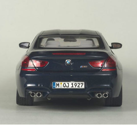 Paragon Models BMW F13M M6 Coupe 1/18 Imperial Blue - Hobbytoys - 2