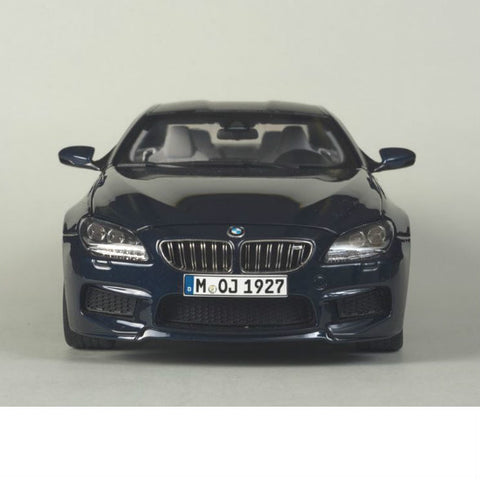Paragon Models BMW F13M M6 Coupe 1/18 Imperial Blue - Hobbytoys - 1