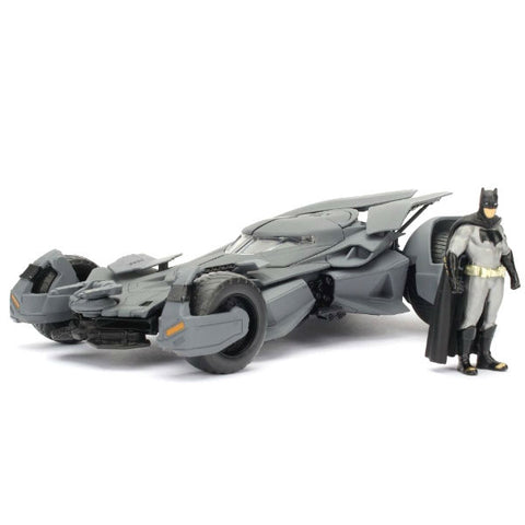Jada Toys Batman V Superman Batmobile & Batman