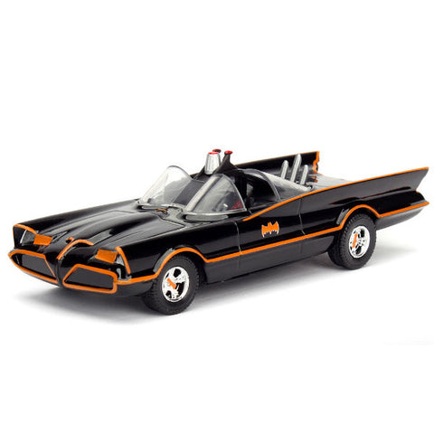 Jada Toys Classic TV Series Batmobile 1/32