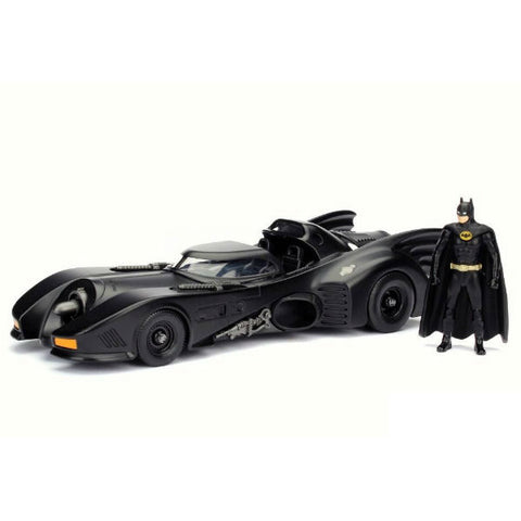 Jada Toys Batmobile & Batman