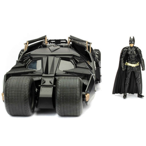 Jada Toys The Dark Knight Batmobile & Batman