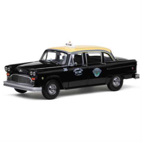 Sun Star 1963 Checker A11 1/18 Diecast Model Car - Hobbytoys - 1