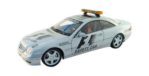 AUTOart Mercedes Benz CL55 AMG F1 Safety Car 1/18 Silver