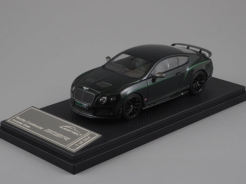 Almost Real Bentley Continental GT3 R - 2015 - Cumbrian Green 1/43